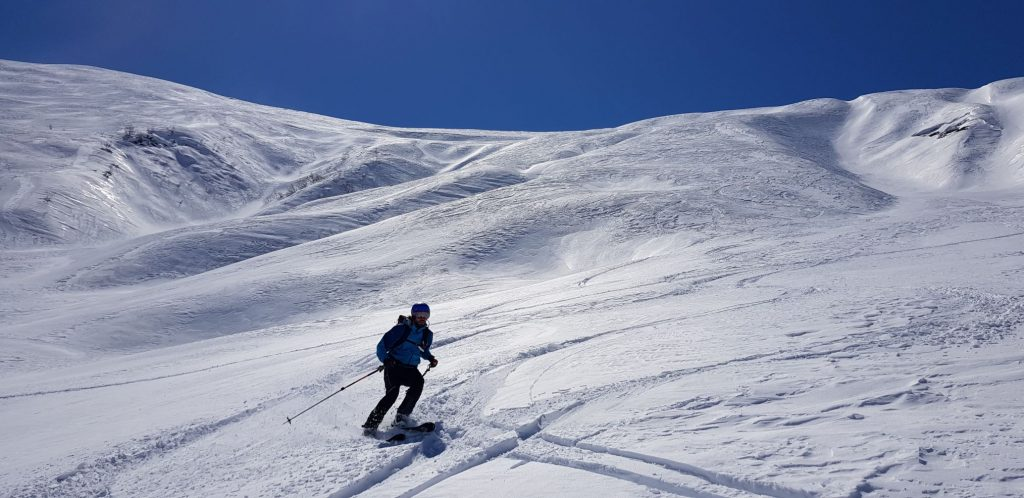 Georgia ski-trip