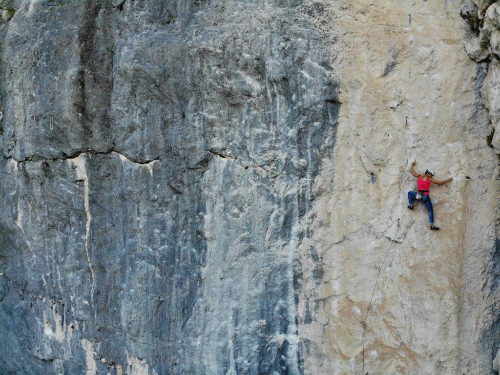 Piano di allenamento per climbers